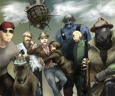 Fallout New Vegas: Companions