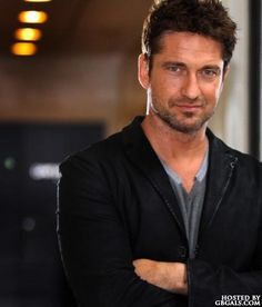 Gerard Butler (United Kingdom)......Uploaded By www.1stand2ndtimearound.etsy.com