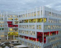 SFR Headquarters  / Jean-Paul Viguier et Associés