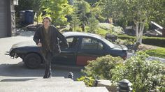 July 16, 2017 7:51pm PT by  Chris E. Hayner      After no mention for several episodes, the Showtime revival inched toward confirming a popular fan theory about the big burning question.     [Warning: This story contains spoilers from Part 10 of Showtime's Twin Peaks.]    From the first... #Hornes #Parents #Part #Peaks #Richard #Twin