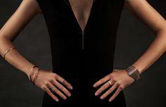 #MelissaKayeJewelry #jewelry in #18k #gold with #diamonds #finejewelry #fashion #style #model