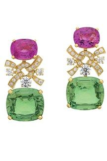 Bulgari #jewels #diamonds   Bulgari attempts to answer the question, Is jewelry art? In Vogue.