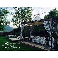 ¿#Desayuno en el jardín?  Ya lo tenemos preparado para que lo disfrutes como más te guste... http://www.casamuria.com/  #benasque #rusticae #pirineos #casamuria #turismorural #hotelconencanto