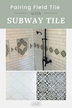 From handmade subway tile to small mosaic squares, our field tile can add a handmade touch to any kitchen backsplash or shower surround. Field tile pairs easily with our decorative patterns or looks elegant all by itself. Like all of our handmade tile, our field tile collection is available in any color from our glaze palette. Need ideas on how to incorporate field tile into your next renovation? We're here to help! Do It Yourself Quotes, Do It Yourself Home, Backsplash Ideas, Kitchen Backsplash, Subway Tiles, Wall Tiles, Bathroom Inspiration, Bathroom Ideas, Sticky Tile