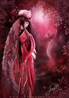 Love Asian themed art.