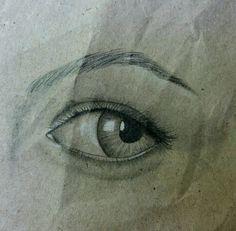#drawing #blackandwhite #eye