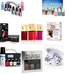 2013 Mothers day gifts,2013 mothers day manicure ideas, 2013 mothers day gel nail kit gifts, 2013 Mothersday gify guide