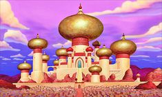 Screencap Gallery for Aladdin Bluray, Disney Classics). Aladdin is a street-urchin who lives in a large and busy town long ago with his faithful monkey friend Abu. When Princess Jasmine gets tired of being