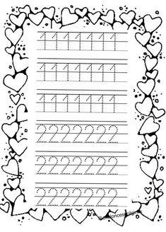 Petite Section, Math Worksheets, Math Activities, Banana Nutrition, Writing Words, School Readiness, Alphabet, Kindergarten, Homeschool