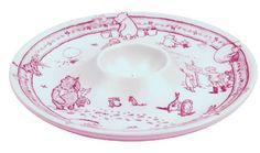 Spode - Classic Pooh pink - Egg Plate