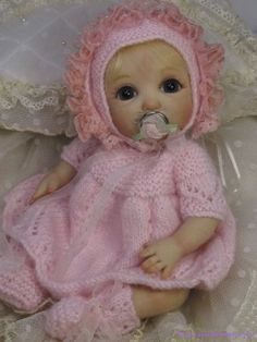 OOAK Clay Baby Dolls | OOAK polymer clay hand sculpted art doll baby by mommakappie