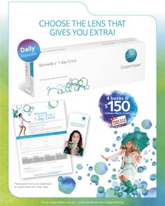 CooperVision Singapore Promotions