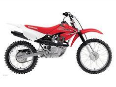 Honda 2013 CRF®100F  www.apachemotorcycles.com