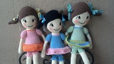 Sofia Doll by Lillelis......Trillizas