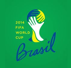 This designer fixed up the Brazil 2014 World Cup logo ... had more power than the original!