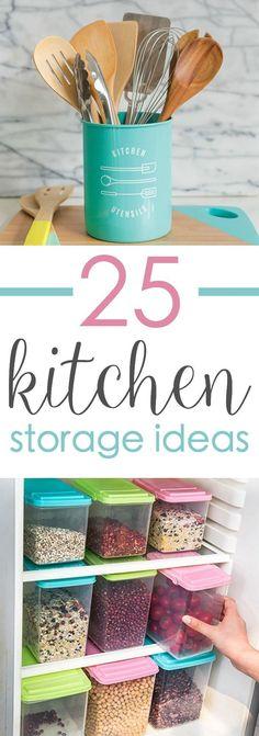 Kitchen Storage: Sma