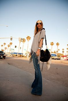 Resultado de imagem para jeans hippie tumblr