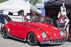 VW Beetle tuning pictures. Super VW Festival Le Mans, France 2015