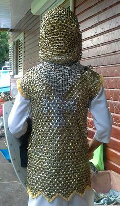 Costume de chevalier templier - Krisstou Créations