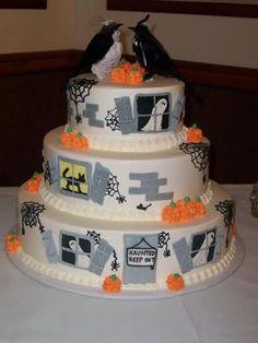 halloween | buenas decoraciones de tortas - Taringa!