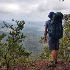 Sydney is truly the perfect place to live. With epic views like this just an hour and a half away. Have you been to explore the Colo River? . . . #ilovensw #australia #hiking