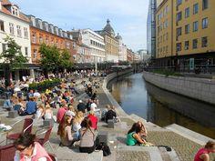 27 april 2014 - Århus binnenstad