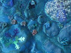 CAROLYN SAXBY MIXED MEDIA TEXTILE ART: January 2010