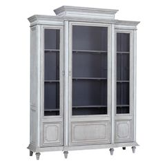 Shop for Dovetail Furniture Zabini Cabinet, and other Dining Room China Cabinets at Goods Home Furnishings in North Carolina. White Dining Room Furniture, Diy Furniture Redo, Cabinet Furniture, Cheap Furniture, Discount Furniture, Online Furniture, Furniture Projects, Antique Furniture, Modern Furniture