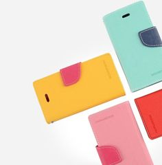 Goospery Color Fancy Diary Case for LG L70