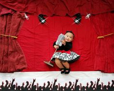 Could this be my Little Miss Sunshine, my granddaughter Alexis, the next / first Japanese-American Idol?