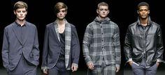 Inspiración oscura en prendas que salen de la más cómoda imaginación: Josep Abril y su colección Fall-Winter 2017 en la semana de la moda de Barcelona