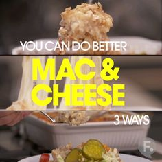 You Can Do Better: Mac & Cheese