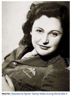 Novelist Sara Marie Hogg explores the life of The White Mouse, the woman who served as a spy during World War II.