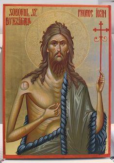 Byzantine Icons, Orthodox Christianity, Orthodox Icons, Catholic, Blessed, Gif Art, Jean Baptiste, Fictional Characters, Medicine