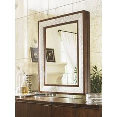 Tower Place Python Lexington Cheap Decorative Mirrors for Living Room Brooklyn, New York Coastal Mirrors, Lexington Furniture, Wood Framed Mirror, Mirror Mirror, Lexington Home, Cool Mirrors, Thing 1, Living Room Mirrors, Wood Trim