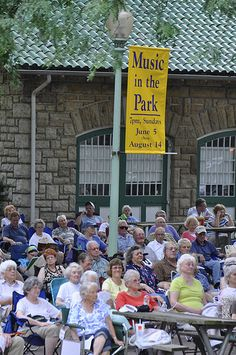 Music in the Park ...Santa Fe Commons Park Sundays 7:00-8:30