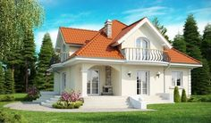 20 Photos of Small Beautiful and Cute Bungalow House Design Ideal for Philippines This article is filed under: Small Cottage Designs, Small Home Design, Small House Design Plans, Small House Design Inside, Small House Architecture Small Cottage Designs, Small House Design, Bungalow House Design, Storey Homes, Attic Renovation, Attic Remodel, Attic Rooms, Attic House, Attic Closet