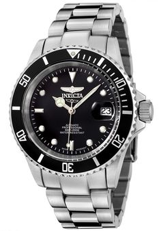 Men watches : Invicta Men's 9937 Pro Diver Collection Coin-Edge Swiss Automatic Watch
