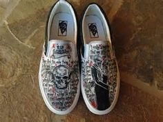 Painted Vans Shoes - Bing Images
