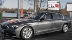 2016 BMW 750Li xDrive - Among the few things it doesn't do is cooking.