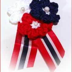 molltflower17maisloyfedottiedee-727x1024 17. Mai, Sons Of Norway, Constitution Day, Public Holidays, 4th Of July Wreath, Diy And Crafts, Crochet Patterns, Knitting, Third