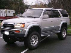 1997 Toyota 4Runner - Surrey, BC #5561639788 Oncedriven