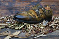 DANDY SHOE CARE - colorazione artistica di calzature ed oggetti in pelle