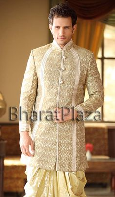 1000 images about mens on pinterest sherwani manish for Indo western wedding dress for men