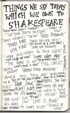 Swag came from swagger which Shakespeare first used. :P