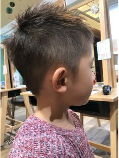 Boy Hairstyles, Kids Hairstyle, Hair Cuts, Mens Fashion, Style Hair, Hair Styles, Boys, Hairstyles For Boys, Hairstyle For Kids