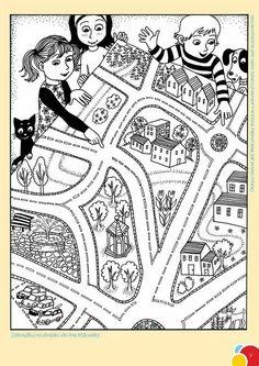 Informatorium 3-8 SPECIÁL1/2014 – Na silnici bezpečně | Předškoláci - omalovánky, pracovní listy Playing Cards, Games, Hana, Teaching Ideas, Note Cards, Playing Card Games, Gaming, Game Cards, Plays