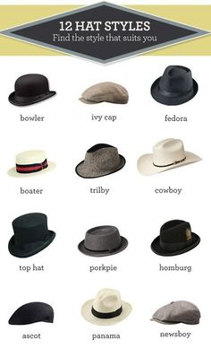 96f059126cb51 Have a hat but not sure if you can wear it with style  Don