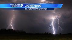 How to shoot lightning photography | Oklahoma City - OKC - KOCO.com
