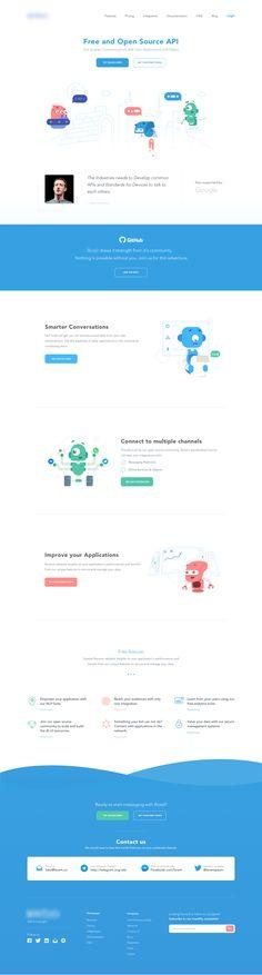 Homepage dribbble